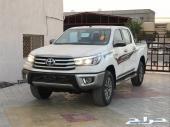 هايلكس غمارتين S-GLX دبل 2018 فل سعودي97000