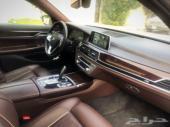 للبيع BMW 740 موديل 2016