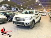 هايلكس GLX2 سعودي جنوط بدون دبل2018