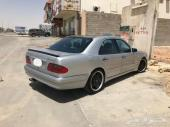 للبيع مرسيدس E55 AMG W120 موديل 98