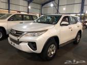فورشنر GX دبل ديزل 2019 سعودي116500(العضيله)