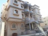 عمارة للبيع8 شقق مساحة400م حي الروضة_جدة