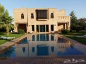 فيلا راقية للإيجار 4 غرف عصرية بمراكش بالمغرب