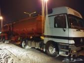 شاحنة شفط مرسيدس اكتروس للبيع