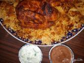 دجاج والرز البخاري على اصولة(طبخ بيت)