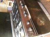فرن   فورن مطبخ نظيف