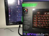 Keyboard Razer BlackWido Chroma  كيبورد العاب