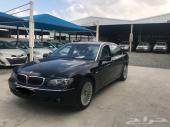BMW الفئة السابعة 2007 حجم 730