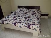 غرفة نوم من مفروشات العمر