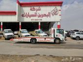 ساطحه ايسوزو 4 طن 2015 - شركة البحرين
