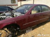 مرسيدس فياقرا S600 موديل 2002 تشليح قطع غيار