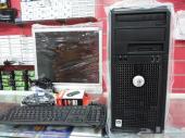 باقي 200 كمبيوتر ديل مكتبي مستعمل بي 350 ر