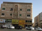 عمارة للبيع بدخل سنوي 670 ألف_حي الزهراء_جدة