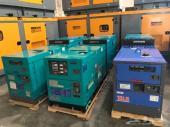 مولدات كهرباء من 6 كيلو وحتى 2500 كيلو جديد