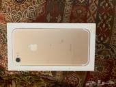 ايفون 7 ذهبي 32 جيجا iPhone 7 Gold 32 GB