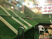 محل خضار جاهز للايجار للجادين