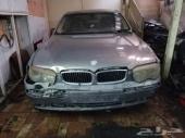 BMW 2003 سكراب 735