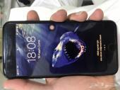 ايفون 7 بلس اللون اسود مستخدم نظيف جدا