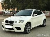 للبيع BMW X6 M power الرياضية اعلى فئه نظييفف