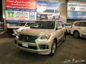 لكزس LX 570 سعودي 2013