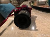 كاميرا نيكون d3300 مع ثلاث عدسات مميزة