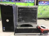 كمبيوترات ديل مكتبية مستعملة بسعر 450 ريال