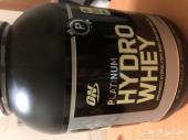 للبيع علبه هيدرو بروتين ( hydro whey protein)