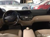 مرسيدس S500 فل 2011 عداد102000 كم