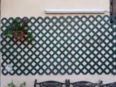 ديكور بلاستيك جدار الزراعة