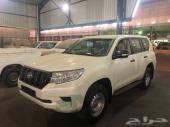 برادو TX-V4 بنزين 2019 سعودي132000(العضيله)