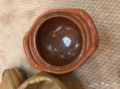 قدرين فخار مغربي لطبخ ذو نكهه رائعه