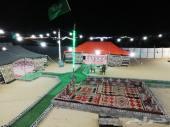 مخيم احلى مساء للايجار