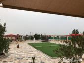 ارض واستراحة للبيع بالحمدانية ( ام الحمام )