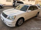 للبيع لكزس 430 ال اس سعودي 2002