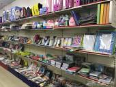 مكتبة وخدمات طالب للبيع