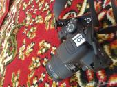 كاميرا كانون D700 شبه جديده