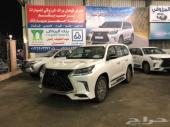لكزس LX 570 SS سعودي 2019