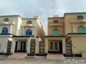 للبيع فيلا مساحة 450درج صالة وشقتين حي النرجس