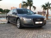 Audi A8 v6 2015
