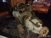 ماكينة وجربوكس وقطع اخرى سيارة موستنج GT
