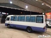 تويوتا باص ركاب كوستر 2013 نظيف سعوودي