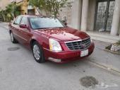 سيارة كاديلاك DTS 2011 لون رماني خمري