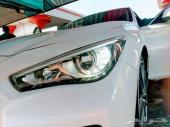 انفنتي Q50S 2014 أول سيارة