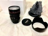 Canon lens  24-105mm 1.4L is usm lens