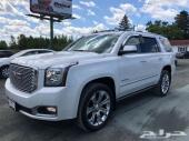 2017 GMC Yukon DENALI 22S LIKE NEW استيراد..