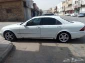 مرسيدس S320 2000 لللبيع الرياض العليا