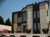 تصميم واجهات فلل سكنية و عمائر تجارية