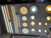 كشافات طاقة شمسيه ولمبات LED