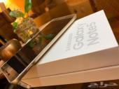 جالكسي نوت 5 مع ساعة سامسونج Gear S