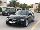 BMW 335 2014 فل كامل   تحت الضمان باقي سنة